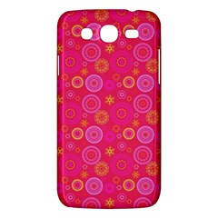 Psychedelic Kaleidoscope Samsung Galaxy Mega 5 8 I9152 Hardshell Case  by StuffOrSomething