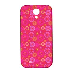 Psychedelic Kaleidoscope Samsung Galaxy S4 I9500/i9505  Hardshell Back Case by StuffOrSomething