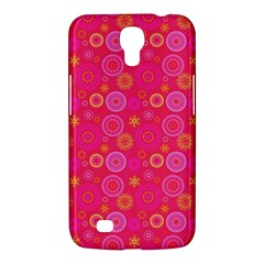 Psychedelic Kaleidoscope Samsung Galaxy Mega 6 3  I9200 Hardshell Case by StuffOrSomething