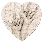I Love You Jigsaw Puzzle (Heart)