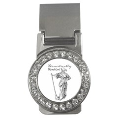Domestically Disabled Money Clip (cz) by StuffOrSomething