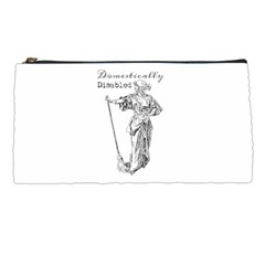 Domestically Disabled Pencil Case by StuffOrSomething