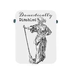Domestically Disabled Apple Ipad Protective Sleeve by StuffOrSomething