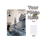 Old London Town Playing Cards 54 Designs (Mini)