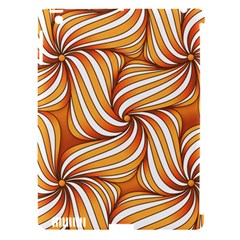 Sunny Organic Pinwheel Apple Ipad 3/4 Hardshell Case (compatible With Smart Cover) by Zandiepants