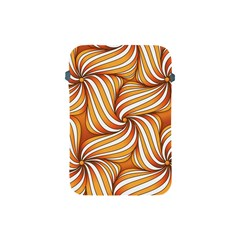 Sunny Organic Pinwheel Apple Ipad Mini Protective Sleeve by Zandiepants