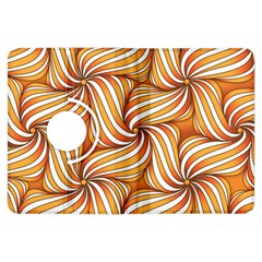 Sunny Organic Pinwheel Kindle Fire Hdx 7  Flip 360 Case by Zandiepants