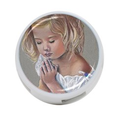 Prayinggirl 4 Port Usb Hub (one Side) by TonyaButcher