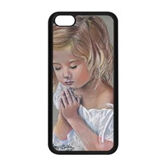 Prayinggirl Apple Iphone 5c Seamless Case (black) by TonyaButcher