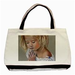 Prayinggirl Classic Tote Bag by TonyaButcher