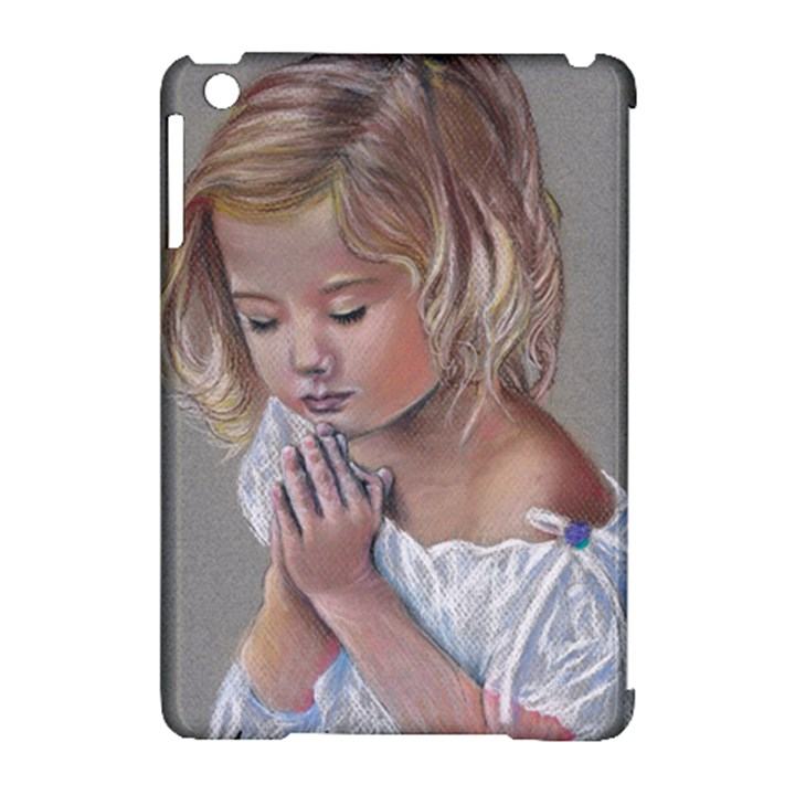 Prayinggirl Apple iPad Mini Hardshell Case (Compatible with Smart Cover)