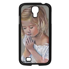 Prayinggirl Samsung Galaxy S4 I9500/ I9505 Case (black) by TonyaButcher