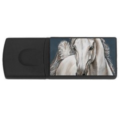Breeze 4gb Usb Flash Drive (rectangle) by TonyaButcher