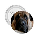 English Mastiff 2.25  Button
