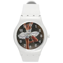 Ballet Ballet Plastic Sport Watch (medium) by TonyaButcher