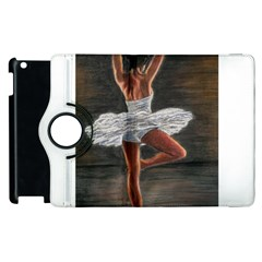 Ballet Ballet Apple Ipad 3/4 Flip 360 Case