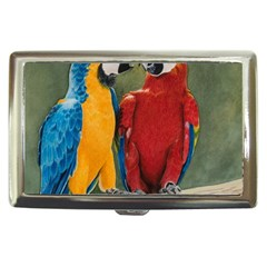 Feathered Friends Cigarette Money Case by TonyaButcher