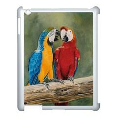 Feathered Friends Apple Ipad 3/4 Case (white) by TonyaButcher