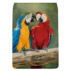 Feathered Friends Removable Flap Cover (small) by TonyaButcher