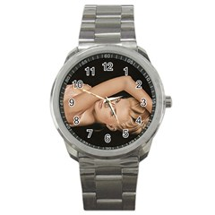 Alluring Sport Metal Watch by TonyaButcher