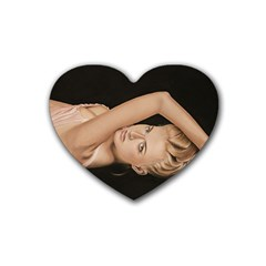 Alluring Drink Coasters (heart) by TonyaButcher
