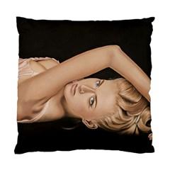 Alluring Cushion Case (Single Sided)