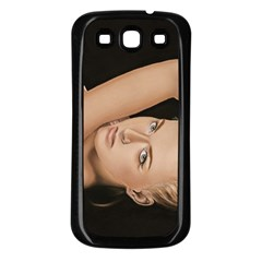 Alluring Samsung Galaxy S3 Back Case (black) by TonyaButcher