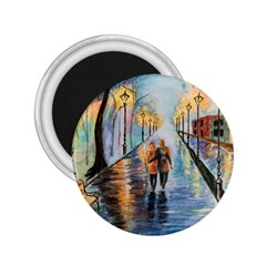 Just The Two Of Us 2 25  Button Magnet by TonyaButcher