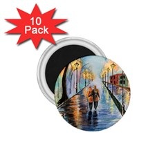 Just The Two Of Us 1 75  Button Magnet (10 Pack) by TonyaButcher