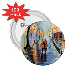 Just The Two Of Us 2 25  Button (100 Pack) by TonyaButcher