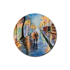 Just The Two Of Us Drink Coasters 4 Pack (round) by TonyaButcher