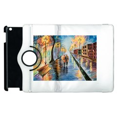 Just The Two Of Us Apple Ipad 2 Flip 360 Case by TonyaButcher