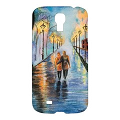 Just The Two Of Us Samsung Galaxy S4 I9500/i9505 Hardshell Case by TonyaButcher