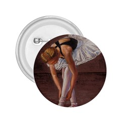 Ballerina 2 25  Button by TonyaButcher