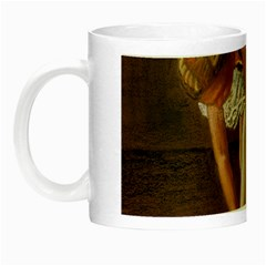 Ballerina Glow In The Dark Mug by TonyaButcher