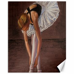 Ballerina Canvas 11  x 14  (Unframed) by TonyaButcher