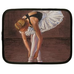 Ballerina Netbook Sleeve (large)