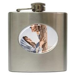 Stabat Mater Hip Flask
