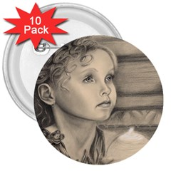 Light1 3  Button (10 pack)