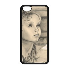 Light1 Apple Iphone 5c Seamless Case (black) by TonyaButcher