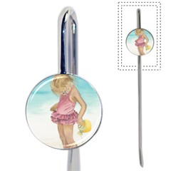 Beach Play Sm Bookmark by TonyaButcher