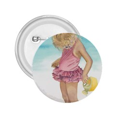 Beach Play Sm 2 25  Button by TonyaButcher