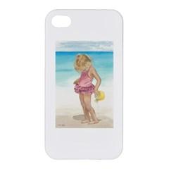 Beach Play Sm Apple Iphone 4/4s Hardshell Case