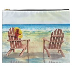 Time To Relax Cosmetic Bag (XXXL) by TonyaButcher
