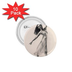 Perfect Grace 1 75  Button (10 Pack) by TonyaButcher