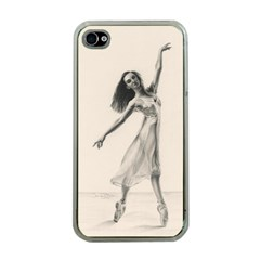 Perfect Grace Apple Iphone 4 Case (clear) by TonyaButcher