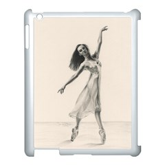 Perfect Grace Apple Ipad 3/4 Case (white) by TonyaButcher