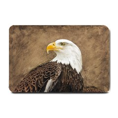 Eagle Small Door Mat by TonyaButcher