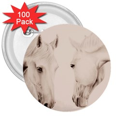 Tender Approach  3  Button (100 Pack) by TonyaButcher