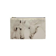 Tender Approach  Cosmetic Bag (small) by TonyaButcher